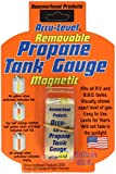 1 X Removable Accu-Level Propane Tank Gauge with Magnetic back