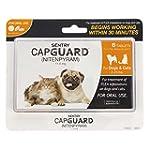 Sentry CapGuard Flea Tablets for 2 to...