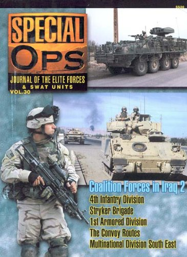 Concord Publications Special Ops Journal #30 Coalition Forces in Iraq Volume 2