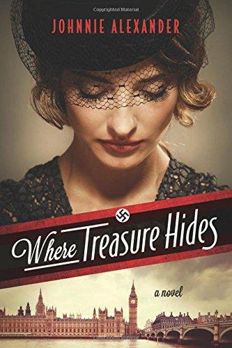 Book: Where Treasure Hides by Johnnie Alexander
