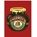 Tea Towel - Marmite Vintage Jar, Cotton Tea Towel