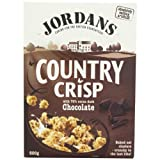 Jordans Country Crisp - Chocolate Clusters 500g (1 Pack)