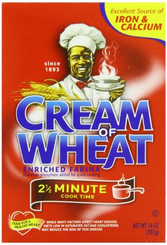 Cream of wheat in microwave