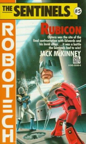 Rubicon (Sentinels, No 5), JACK MCKINNEY
