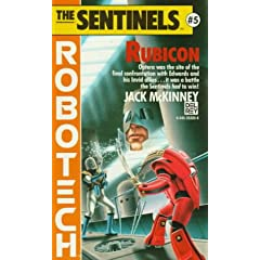 Rubicon (Sentinels) by Jack McKinney