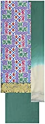 Laxmi Creations Women's Silk Unstitched Dress Material (Multi-Color)