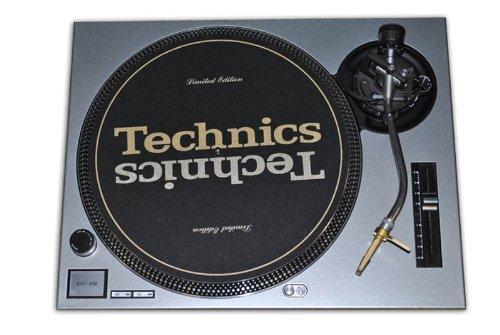 Technics Silver Face Plate for Technics SL-1200