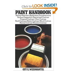 Paint Handbook Guy Weismantel