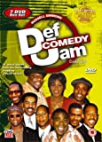 Def Comedy Jam - Box Set 2 - Volumes 7 To 13 [DVD]