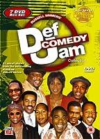 Def Comedy Jam - Box Set 2 - Volumes 7 To 13 [DVD]