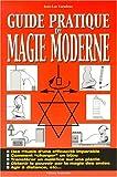 echange, troc Jean- Luc Caradeau - Guide pratique de la magie moderne