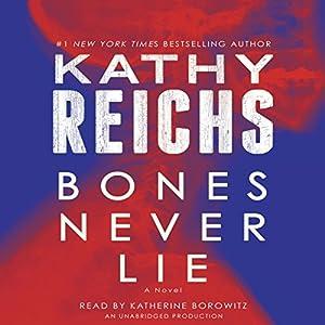 Bones Never Lie Audiobook