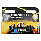 DURACELL PLUS AA EXPIRY 2018 ALKALINE BATTERY BATTERIES 1.5v LR6 MN150...