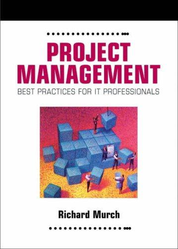 Project Management: Best Practices for IT Professionals
