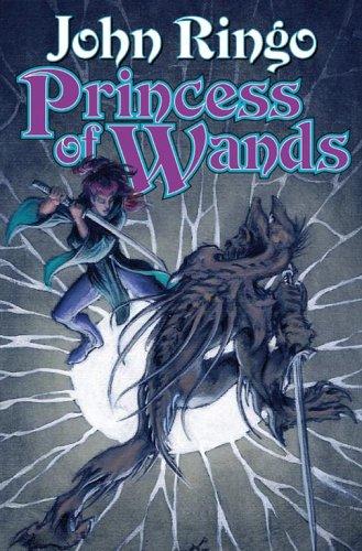 Princess of Wands, JOHN RINGO