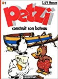 echange, troc Carla Hansen, Vilhem Hansen - Petzi, tome 1 : Petzi construit son bateau