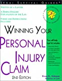 """Winning Your Personal Injury Claim, 2nd Edition """