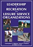 img - for Leadership in Recreation and Leisure Service Organizations book / textbook / text book