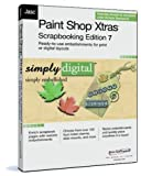 Paint Shop Xtras Scrapbooking Edition 7  Simply Embellished