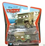 Disney Cars 2 Voiture Race Team Sarge