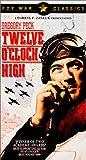 Twelve OClock High [VHS]