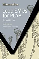 1000 EMQs for PLAB: Based on Current Exams