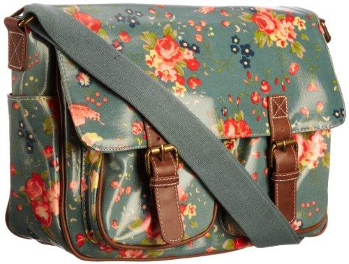 368a7bfa70 SwankySwans Cartable, Jasper Florentia, Vert Vintage Green, SS01031