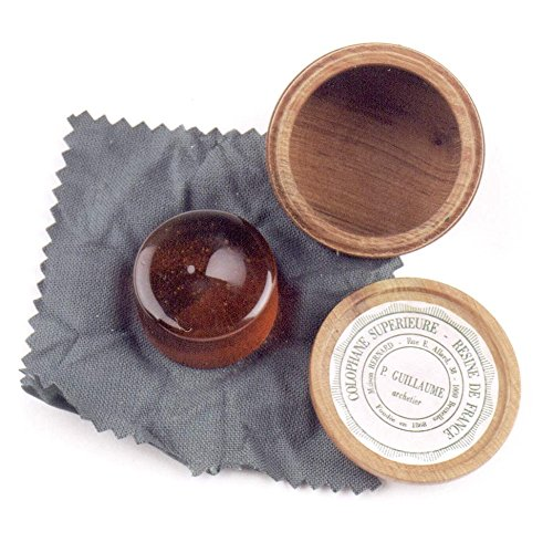 Guillaume Rosin in Wooden Container for Violin, Viola and Cello