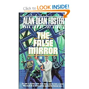 The False Mirror (The Damned, Book 2) by Alan Dean Foster