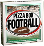 Reveal Entertainment Pizza Box Football Board Game