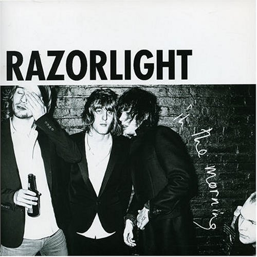 Razorlight - In The Morning - Zortam Music