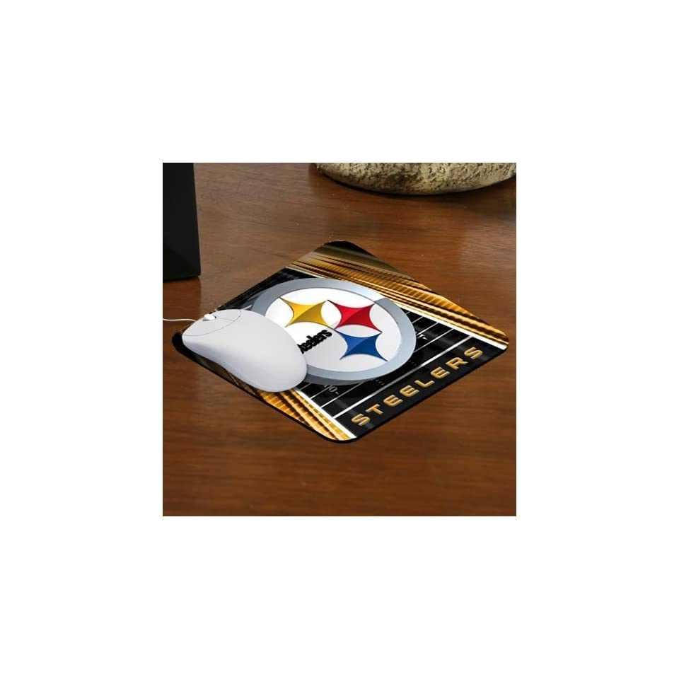 NFL Pittsburgh Steelers Team Logo Mousepad