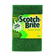 3M 220 Scotch-Brite Heavy Duty Scouring Pad