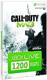 Xbox LIVE 1200 Microsoft Points - Call of Duty: Modern Warfare 3 Branded (Xbox 360) by Microsoft