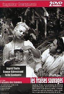 Coffret Ingmar Bergman : Les Fraises Sauvages ; L'attente Des Femmes