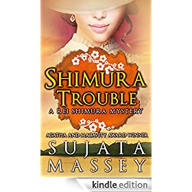 Shimura Trouble (Rei Shimura Mysteries Book 10)