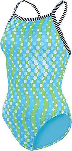 Dolfin Uglies Splash Dots V-2 Back Female – 28 image