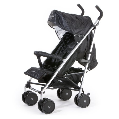 baby buggy g nstig jette buggy james black kinderwagen. Black Bedroom Furniture Sets. Home Design Ideas