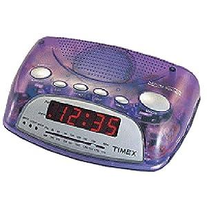 timex t235l nature sounds alarm clock radio electronic alarm clocks everything else. Black Bedroom Furniture Sets. Home Design Ideas