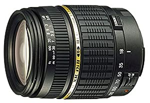 Tamron AF 18-200mm f/3.5-6.3 XR Di II LD Aspherical (IF) Macro Zoom Lens for Pentax Digital SLR Cameras (Model A14P)