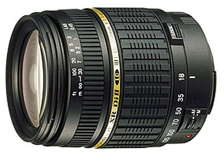 Tamron AF 18-200mm f/3.5-6.3 XR Di II LD Aspherical (IF) Macro Zoom Lens for Pentax Digital SLR Cameras (Model A14P)