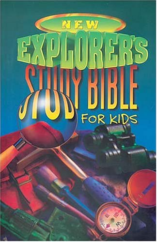 New Explorer's Study Bible for Kids, New King James Version