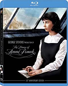 The Diary of Anne Frank (50th Anniversary Edition) [Blu-ray]
