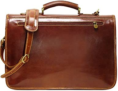 Cenzo Italian Leather Messenger Bag 2016 review