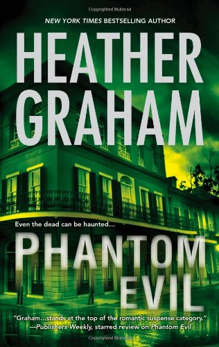 Phantom Evil (Krewe of Hunters), Heather Graham