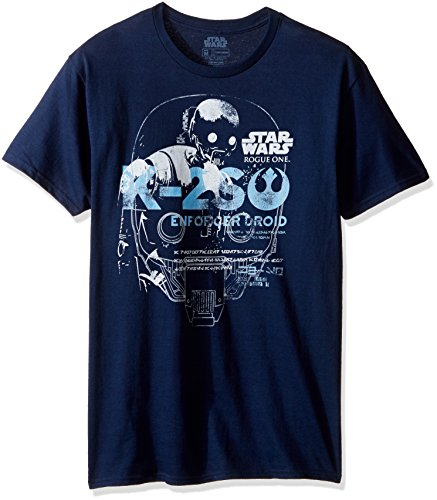 Star Wars Rogue One K2so Lines T-Shirt
