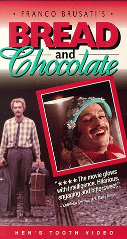 Bread and Chocolate [VHS]