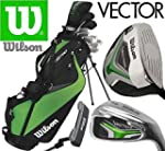 Wilson Vector HL Full Golf Club Set D...