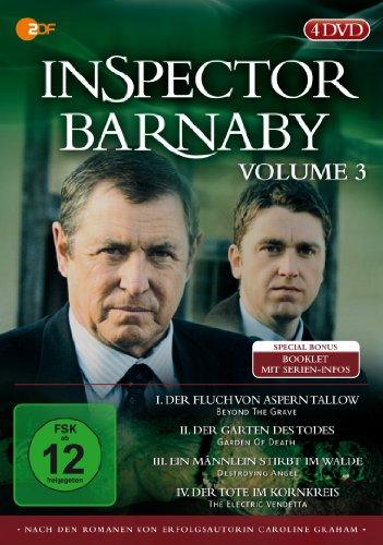 Inspector Barnaby - Vol. 03 (4 DVDs) Midsomer Murders