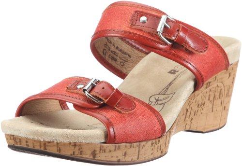 Romika Hawaii 15 83215, Sandali sportivi donna, Rosso (Rot (rot 400)), 38